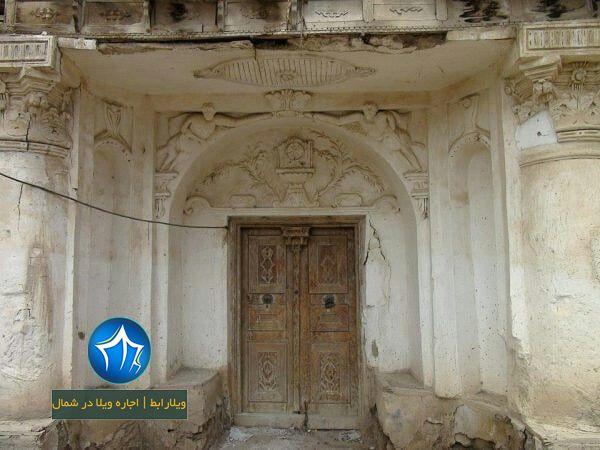 عمارت خان بابا بلده عمارت خان بابا کجاست خانبابا بلده عمارت بلده جاذبه گردشگری بلده (۳)