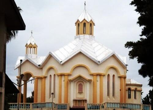 عکس کلیسای آنتوان مازندران کلیسای نور کلیسا انتوان شهر نور (۳)