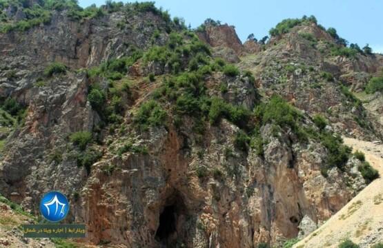 غار اسپهبدان کجاست-غار اسپهبدان دیلمان-غار اسپهبدان رودبار-غار اسپهبدان روستای شهیدان۱