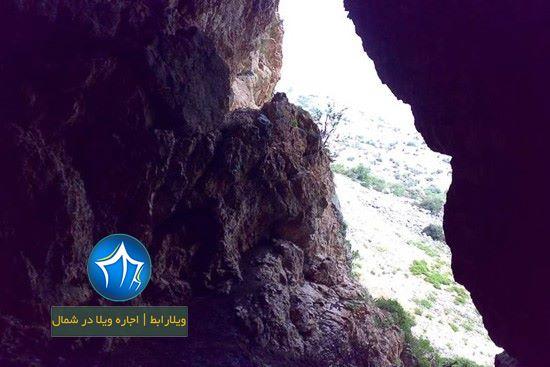 غار اسپهبدان کجاست-غار اسپهبدان دیلمان-غار اسپهبدان رودبار-غار اسپهبدان روستای شهیدان۲