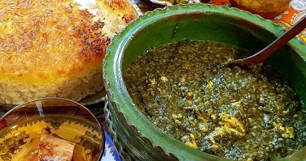 غذاهای محلی گیلانی-غذاهای محلی گیلان چیست-فهرست غذاهای گیلانی-غذاهای گیلانی و شمالی-غذاهای معروف گیلان-غذای محلی گیلان۵