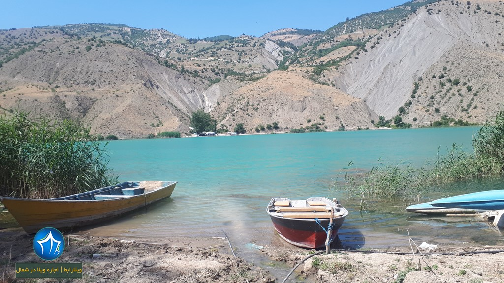 قایق دریاچه ولشت سنار