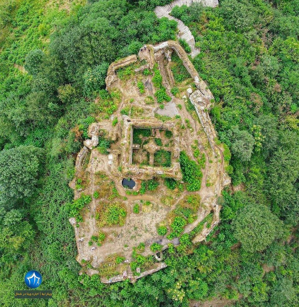 قلعهی لیسار (سلسال) تالش تالش، استا رهی ویلا در لیسار تالش، تورهای گردشگری یک روزه (۱)
