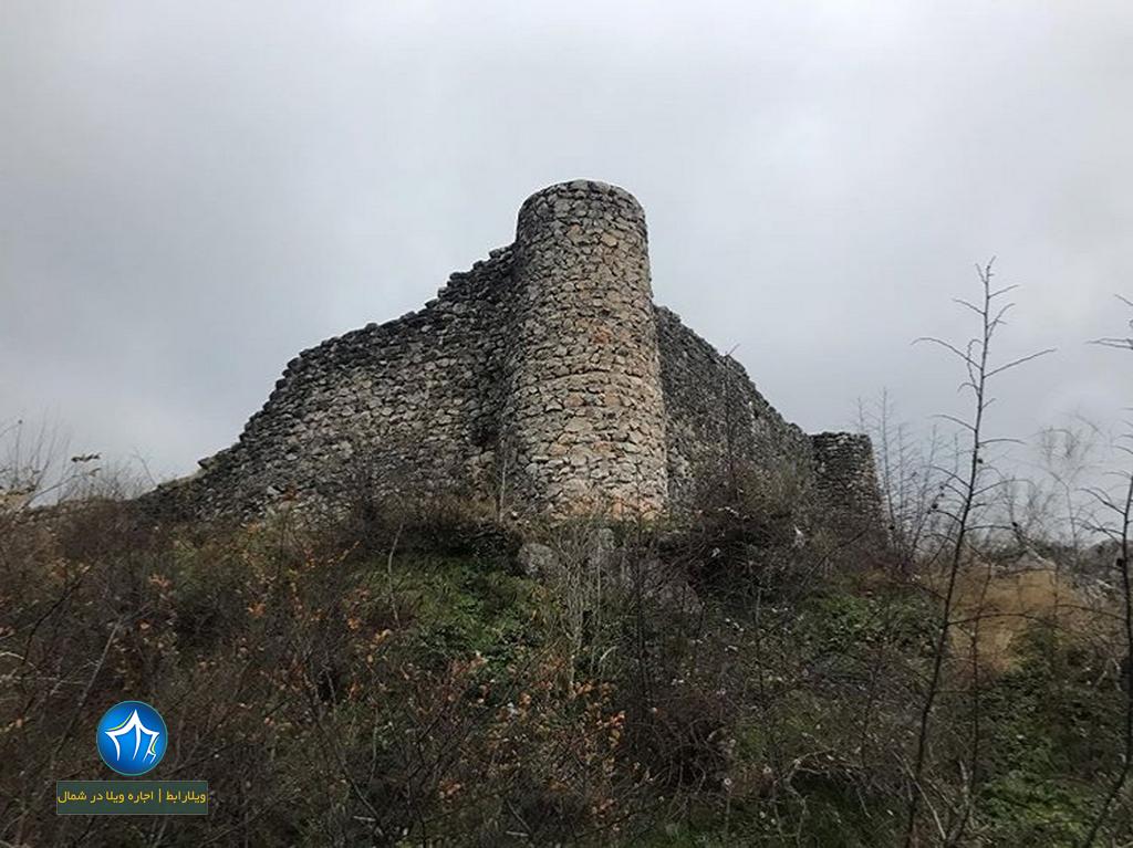 قلعه مارکوه رامسر قلعه رامسر (۱)