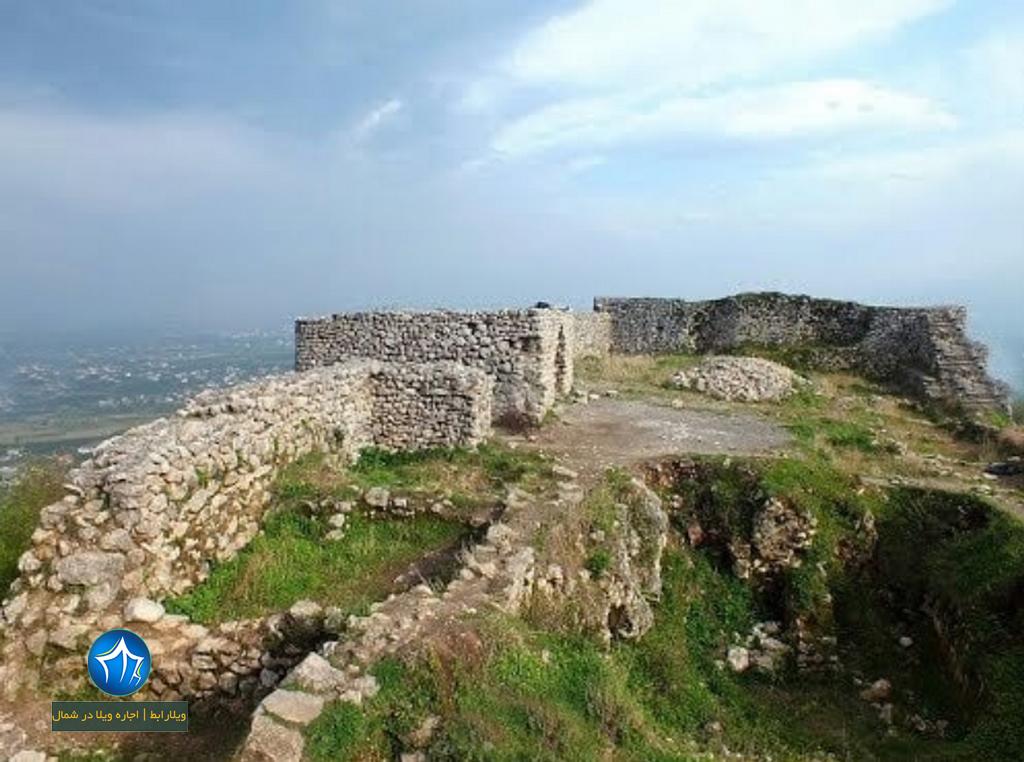 قلعه مارکوه رامسر قلعه رامسر (۲)