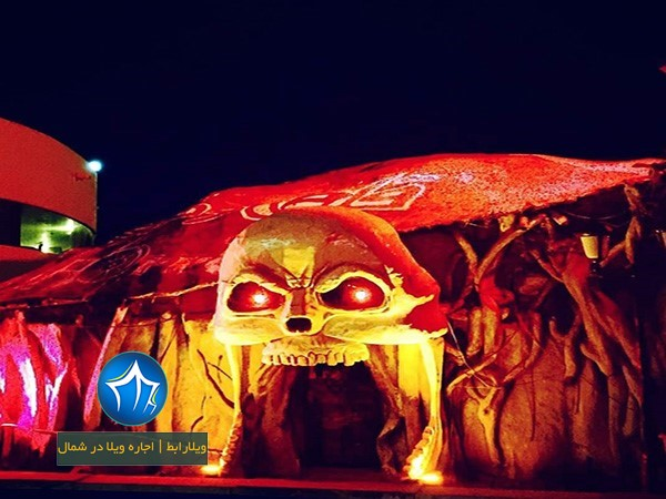 قلعه وحشت کیش- قلعه ی وحشت کیش-ساعت کار قلعه وحشت-قیمت بلیط قلعه وحشت-قلعه وحشت در کیش-قلعه وحشت جزیره کیش- (۲)