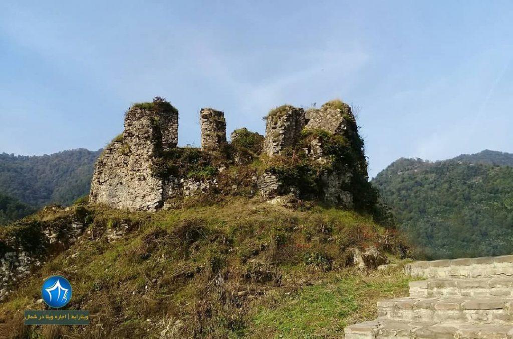 قلعه گردان-قلعه گردان رودسر - قلعه گردن رحیم آباد -قلعه گردن گیلان-قلعه گردن رحیم آباد رودسر-قلعه تول لات (۱)