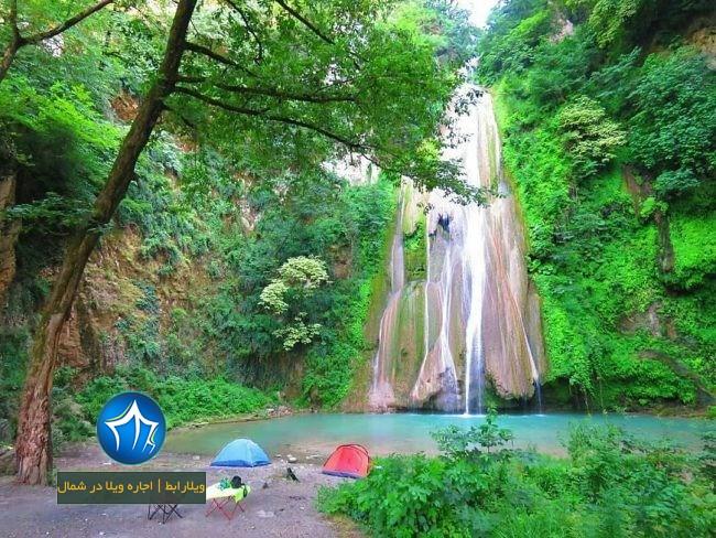 لوه در استان گلستان-روستای لوه گالیکش-روستای لوه کجاست آبشار لوه