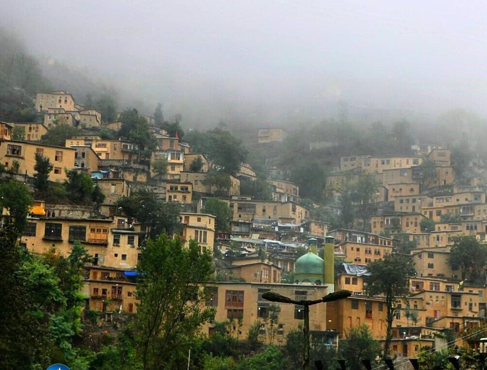 ماسوله شهر ماسوله روستای دیدنی ماسوله ماسوله کجاست
