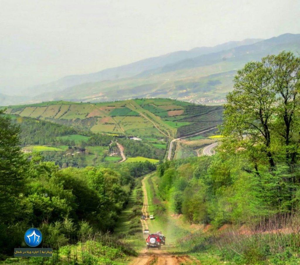محوطه های باستانی شهران رودبار کجاست؟ (۲)