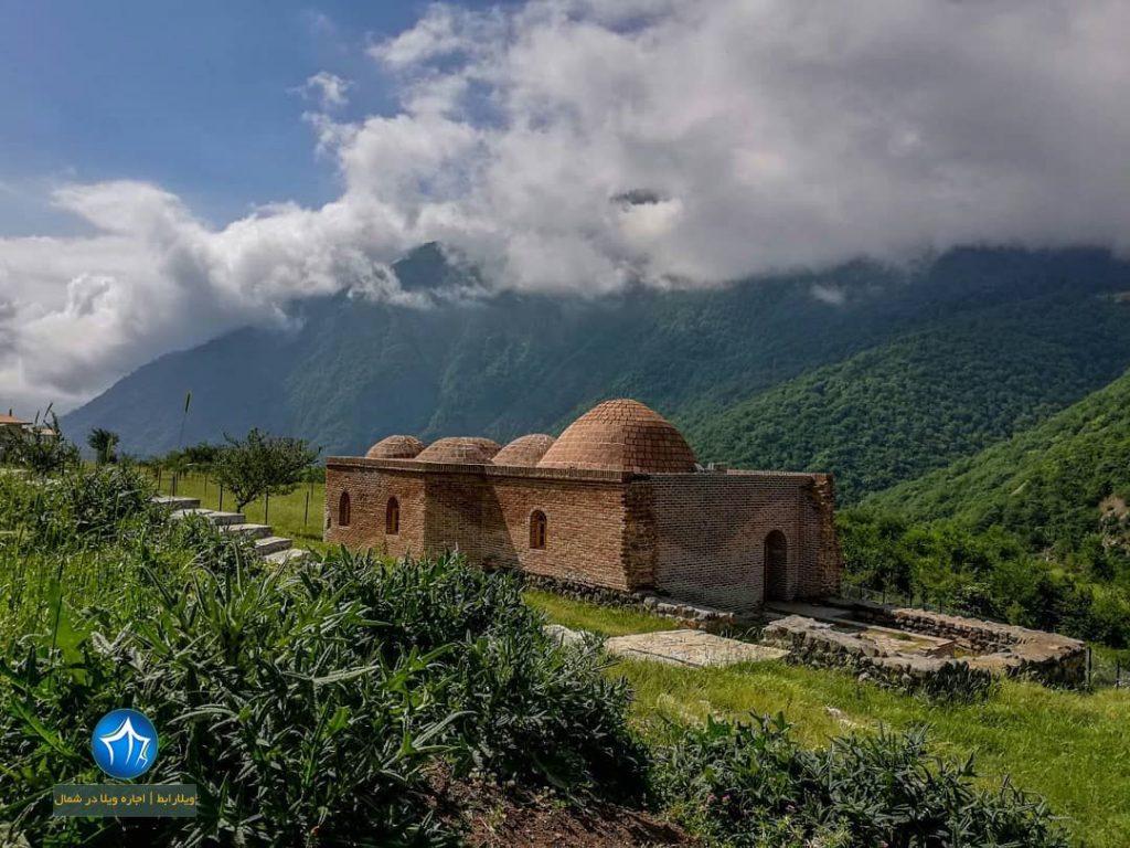 منطقهی ییلاقی آق اولر تالش تالش، استان گیلان، ویلارابط، آق اولر، تورهای گردشگری یک روزه (۴)