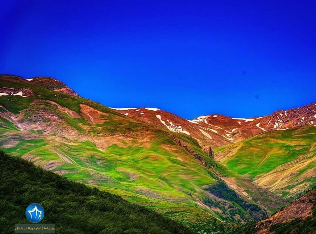 منطقه حفاظت شده چهارباغ منطقه مازندران حفاظت شده چهار باغ (۲)