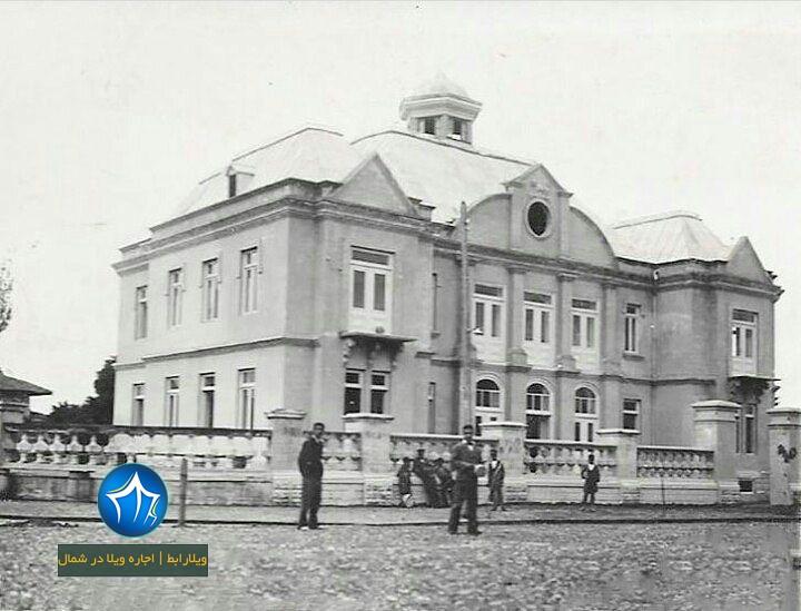 عکس قدیمی موزه بابل گنجینه بابل موزه بابل کجاست؟ اجاره ویلا در بابل (۱)