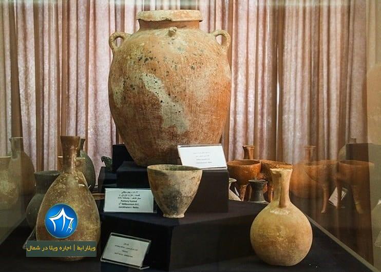 موزه بابل گنجینه بابل موزه بابل کجاست؟ اجاره ویلا در بابل (۳)