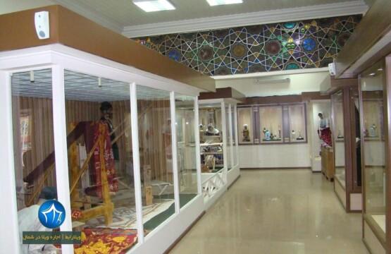 موزه رشت کجاست-موزه رشت گیلان-موزه شهر رشت-ادرس موزه رشت موزه رشت