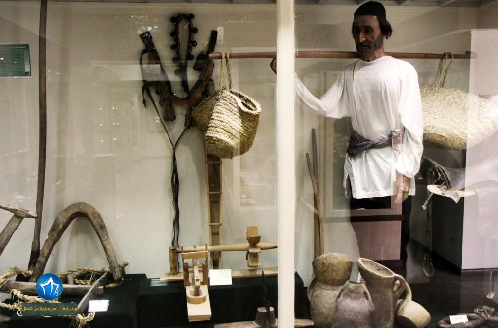 موزه رشت کجاست-موزه رشت گیلان-موزه شهر رشت-ادرس موزه رشت موزه رشت۱