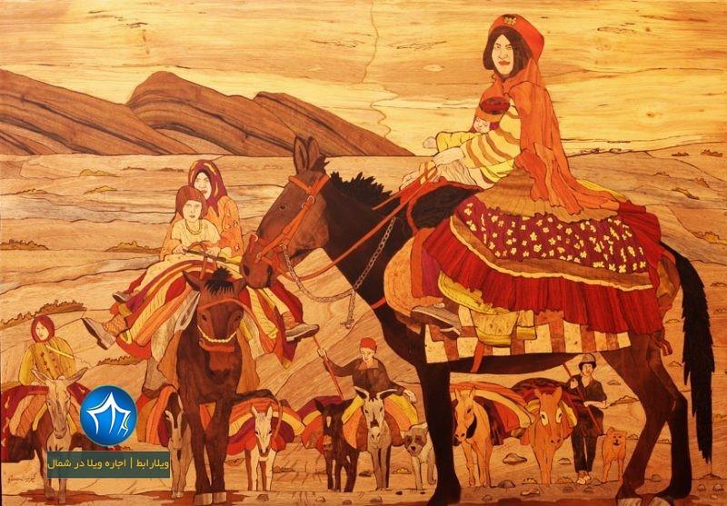 نمایشگاه دائمی استاد کیومرث صیاد-کیومتاد کیومرث صیاد کیش-۱