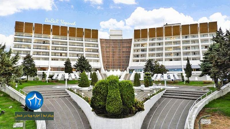 هتل هایت هتل پارسیان آزادی خزر هتل چالوس اقامت در هتل چالوس رزرو هتل چالوس (۶)