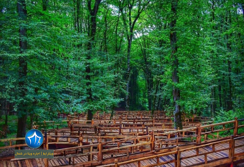 پارک جنگلی النگدره کجاست- پارک جنگلی النگدره در پاییز-مسیر پارک جنگلی النگدره گرگان ن-جنگل النگدره