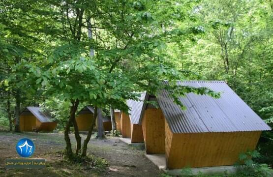 پارک جنگلی بی بی یانلو از جاذبه های گردشگری آستارا (۱)