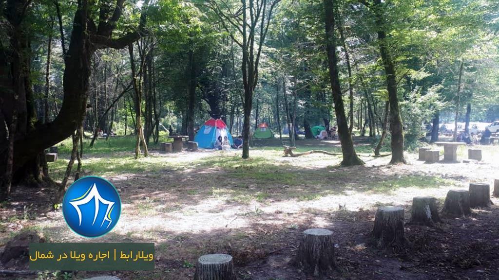 پارک-جنگلی-سیسنگان-اقامت-چادر-زدن-در-سیسنگان