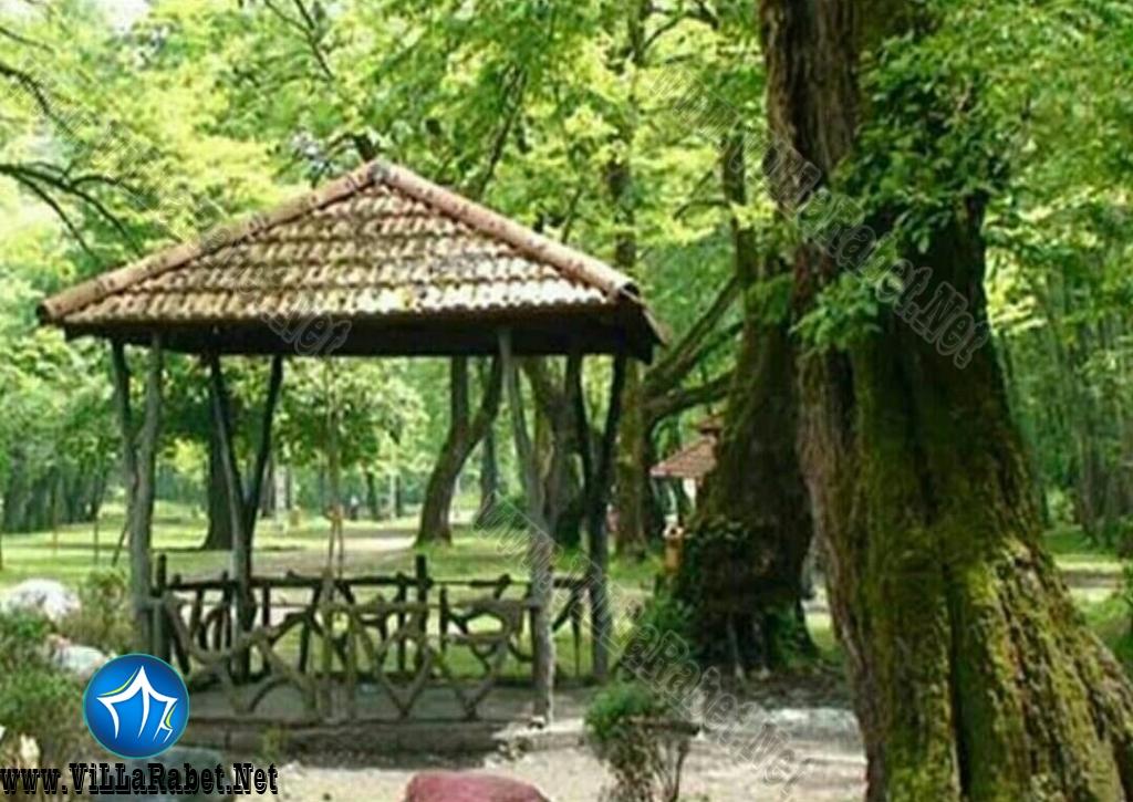 ارک جنگلی میرزا کوچک خان امل پارک آمل پارک هراز میرزا