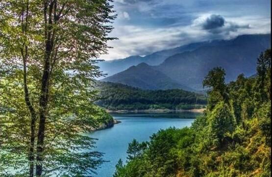 پارک جنگلی کندلات رودبار در استان گیلان (۱)