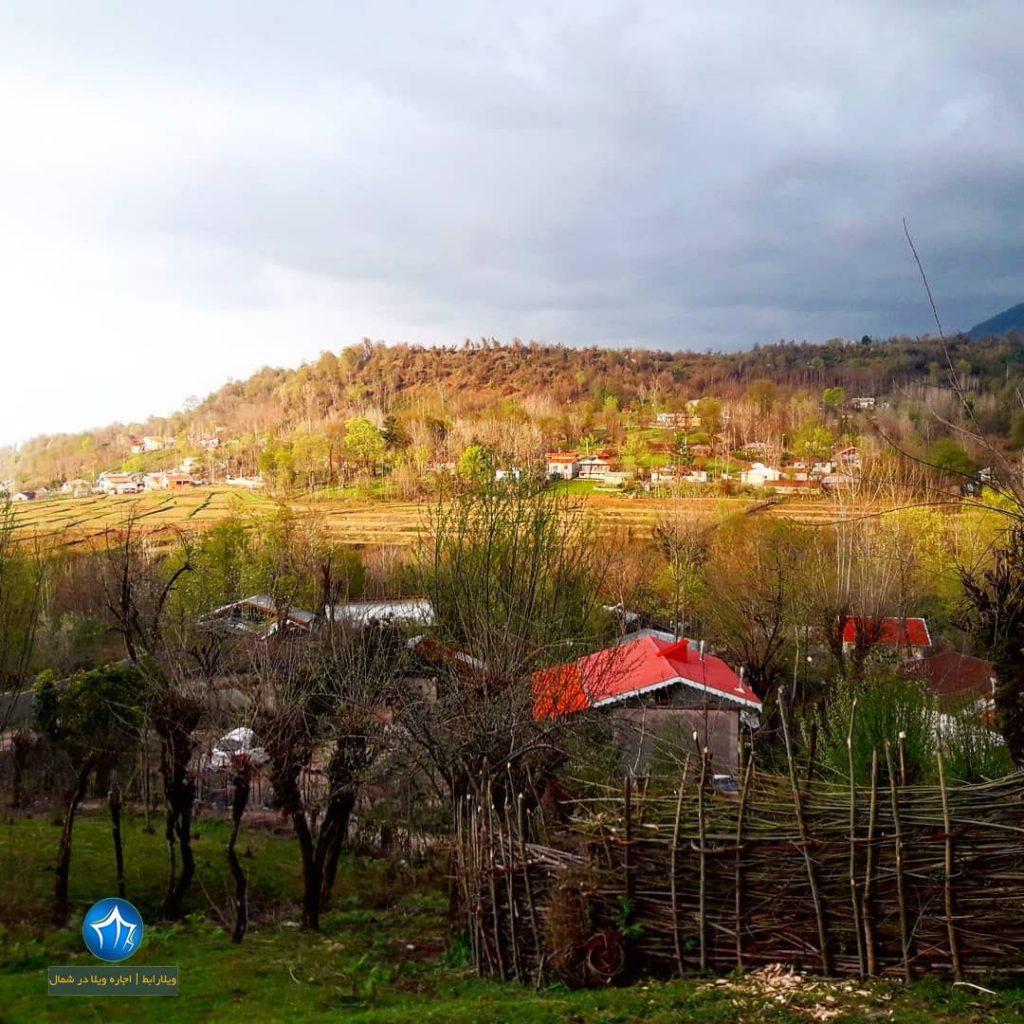 پارک جنگلی کندلات رودبار در استان گیلان