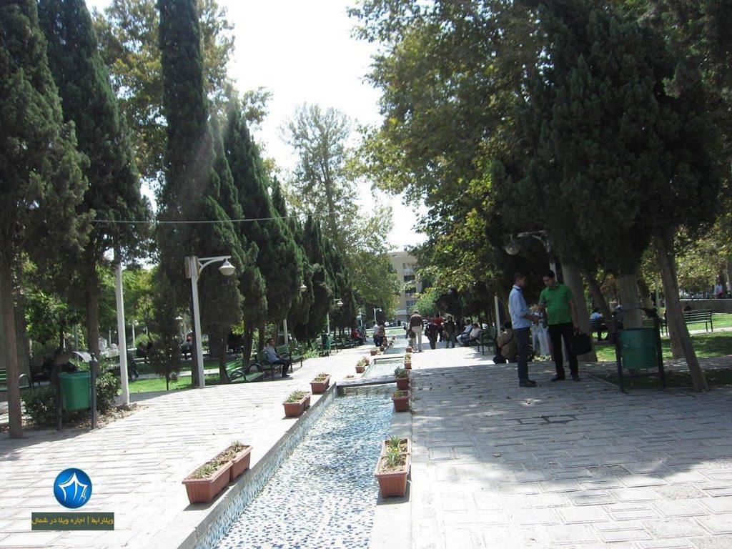 پارک دانشجوی رشت-پارک دانشجو رشت کجاست-عکس پارک دانشجو رشت