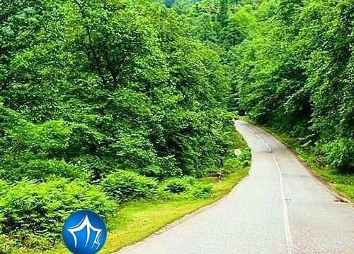 پارک سفید آب رودسر پارک جنگلی سفید اب رودسر پارک جنگلی رودسر ویلارابط جاذبه گردشگری گیلان (۱)