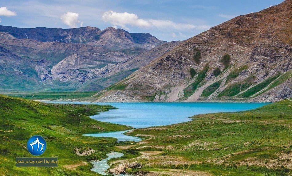 پارک ملی لار پارک ملی لار کجاست جاذبه گردشگری لار عکس پارک ملی لار تصاویر پارک لار حیات وحش لار دریاچه منطقه حفاظت شده لار (۹)