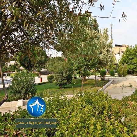 پارک چاله باغ گرگان-پارک چاله باغ گلستان-عکس پارک چاله باغ گرگان-نمایی از پارک چاله باغ-