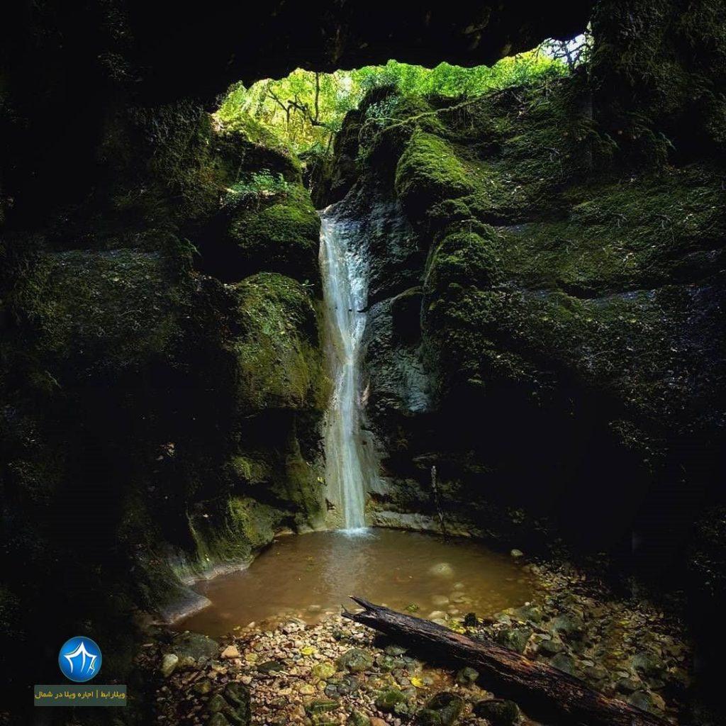 پلنگدره آبشار پلنگ دره تور ابشار پلنگدره شیرگاه جنگل پلنگ دره کجاست ) (۵)