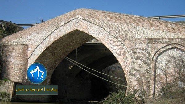 پل آجری رضوانشهر-پل پونل-پل خشتی پونل-پل قدیمی پونل-پل تاریخی پونل پل آجری پونل (۱)