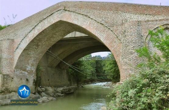پل آجری رضوانشهر-پل پونل-پل خشتی پونل-پل قدیمی پونل-پل تاریخی پونل پل آجری پونل (۲)