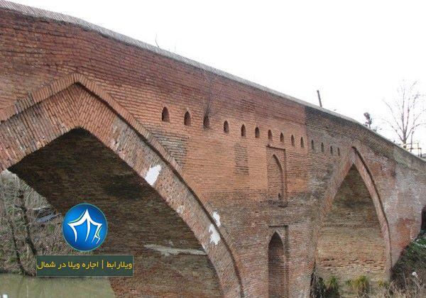 پل خشتی در لاهیجان-پل خشتی لاهیجان لنگرود-پل تاریخی پردسر (پل خشتی)-پل تاریخی لاهیجان- درباره پل خ (۱)