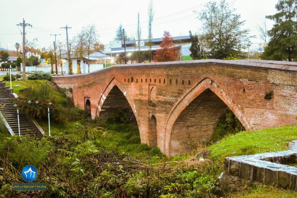 پل خشتی در لاهیجان-پل خشتی لاهیجان لنگرود-پل تاریخی پردسر (پل خشتی)-پل تاریخی لاهیجان - درباره پل خ (۲)