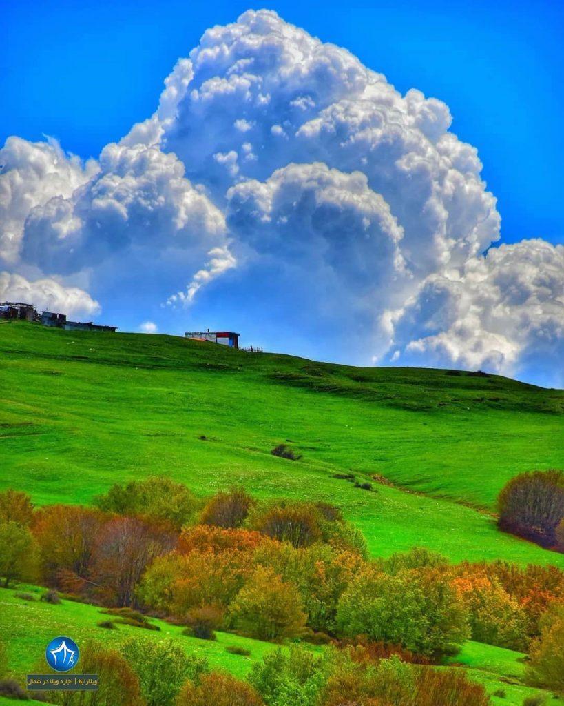 چشمه آب معدنی داماش رودبار (۱)