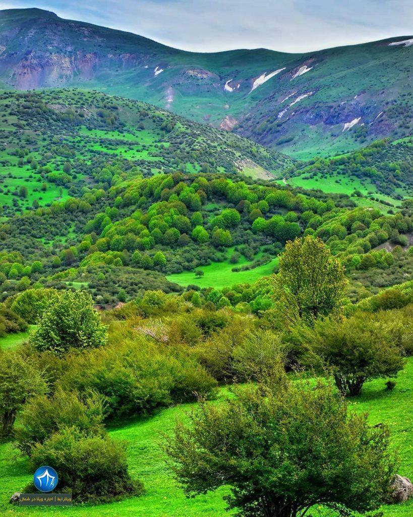 چشمه آب معدنی داماش رودبار (۲)