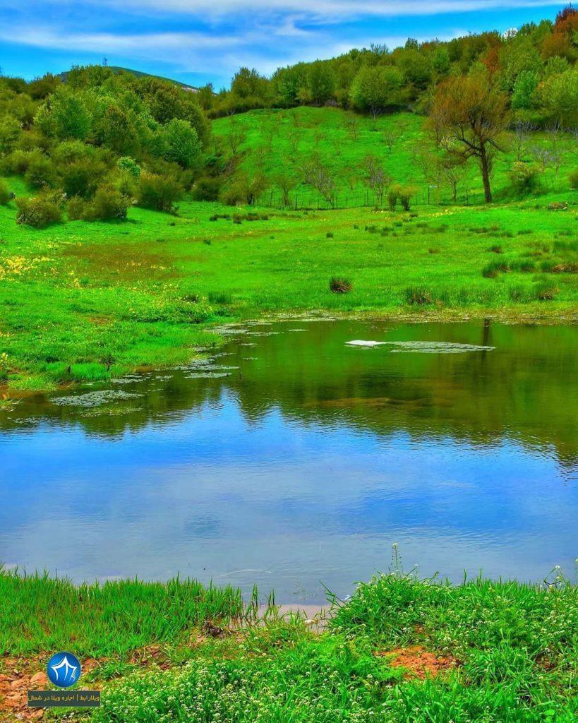 چشمه آب معدنی داماش رودبار (۳)