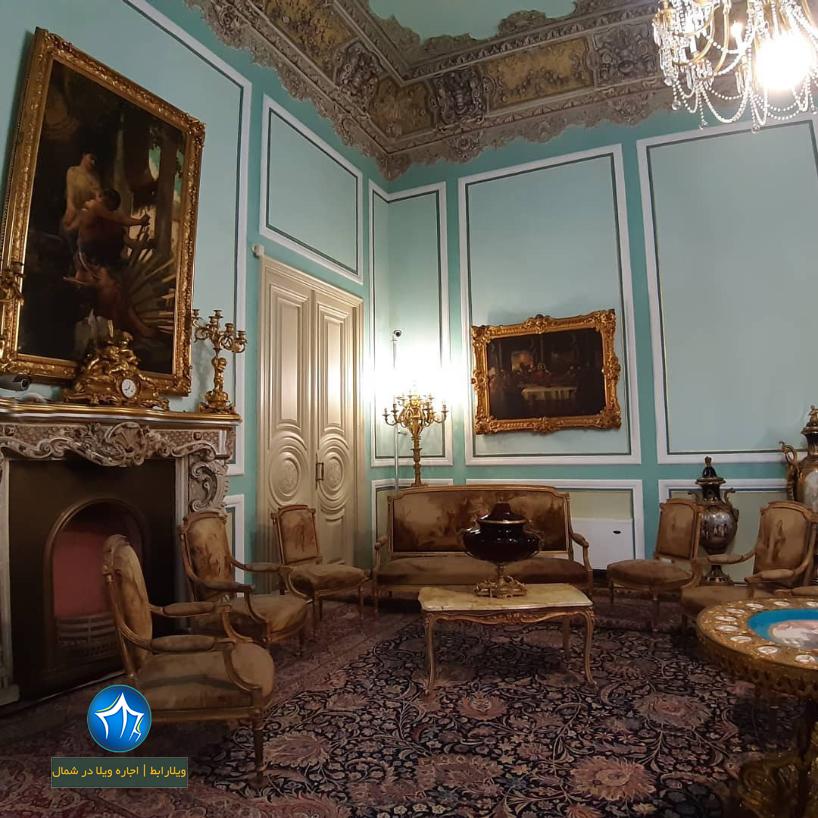 کاخ سلطنتی رامسر کاخ رامسر اجاره ویلا رامسر جاذبه گردشگری رامسر ( اجاره ویلا در رامسر ) (۱)