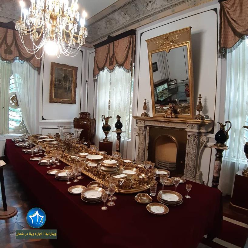 کاخ سلطنتی رامسر کاخ رامسر اجاره ویلا رامسر جاذبه گردشگری رامسر ( اجاره ویلا در رامسر ) (۵)