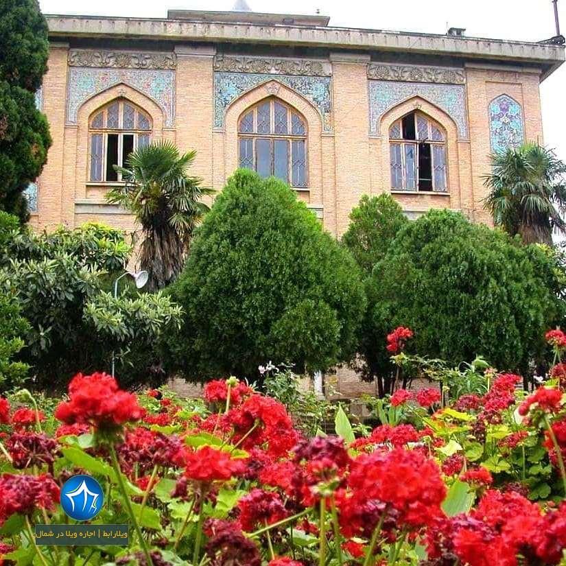 کاخ صفی آباد بهشهر جاذبه گردشگری بهشهر جاذبه گردشگری مازندران کاخ صفی اباد شاه عباس (۵)