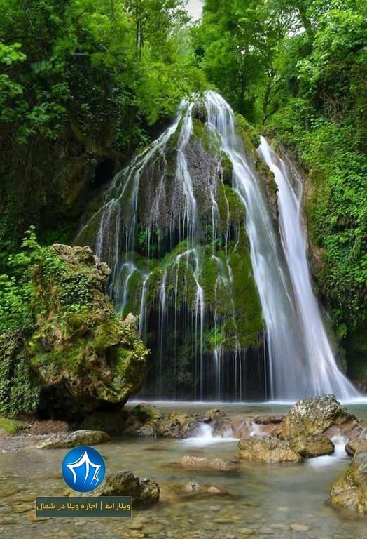 کبودوال کجاست-کبودوال گلستان-کبودوال علی آباد کتول آبشار کبودوال۱