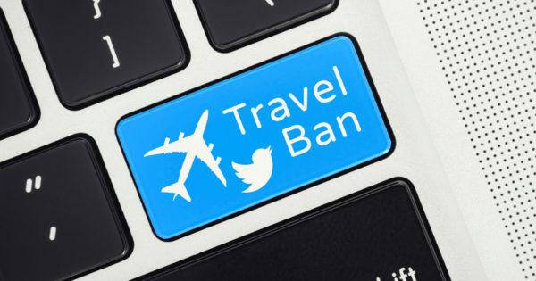 ممنوعیت سفر در شیوع کرونا ویروس