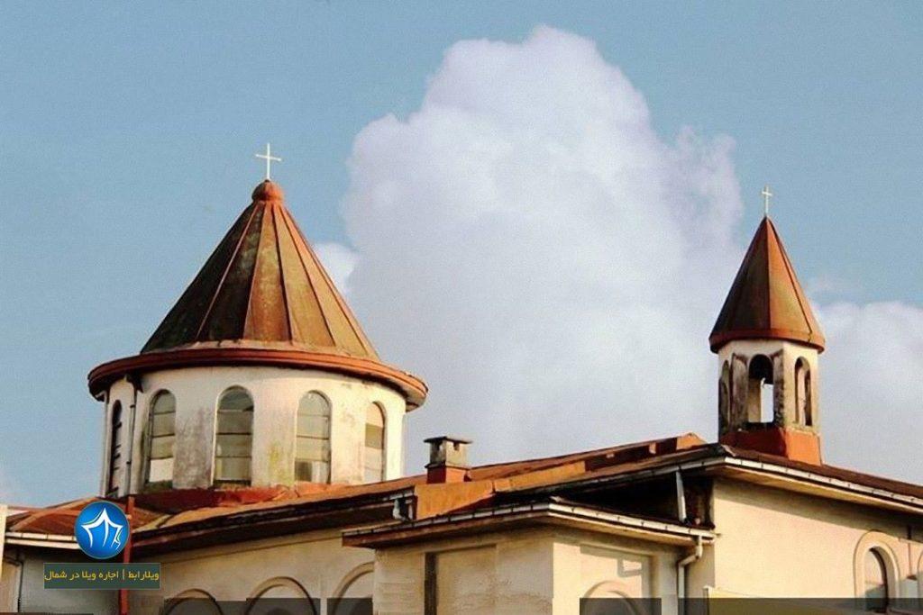 کلیسا ارامنه رشت-آدرس کلیسای ارامنه در رشت-کلیسای ارامنه رشت کجاست-کلیسای ارامنه در رشت
