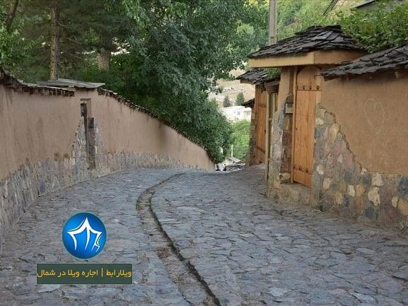 کندلوس کجاست روستای کندلوس نوشهر کندلوس جاده چالوس (۱)