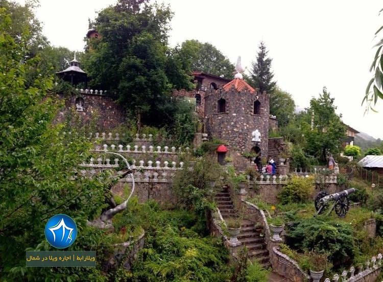 کندلوس کجاست روستای کندلوس نوشهر کندلوس جاده چالوس (۲)