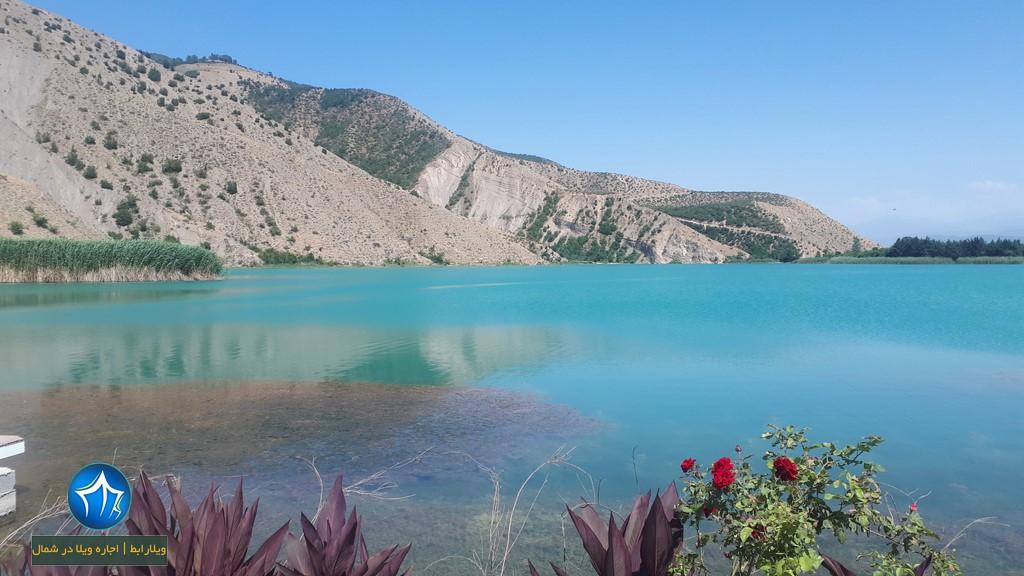 جاذبه طبیعی دریاچه ولشت