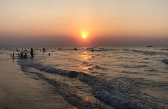 ساحل-محمودآباد-مازندران-دریا